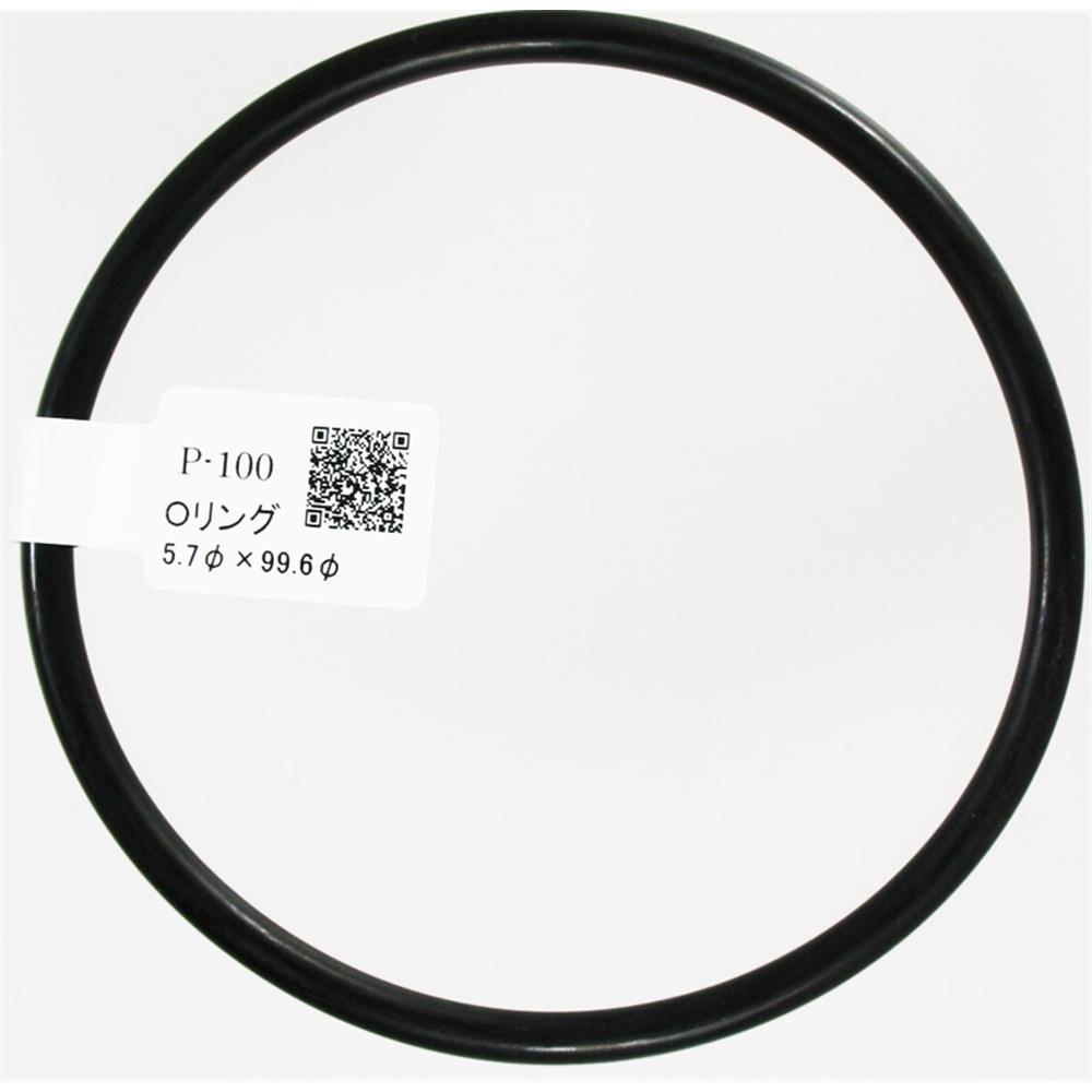 Oリング P−100