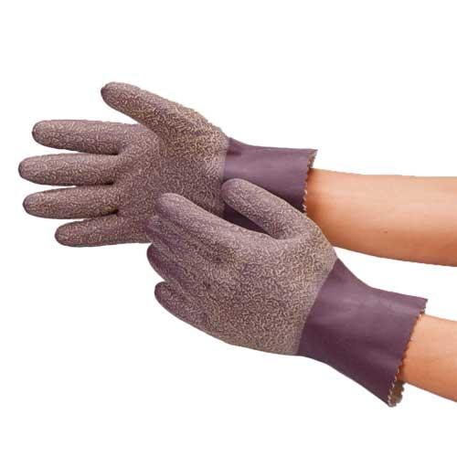 ゴム作業用手袋 LL 裏シームレス N−311