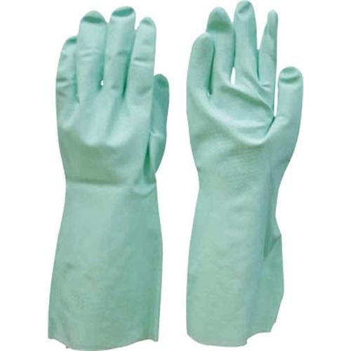 ダンロップ 清掃用手袋 L グリーン 7631