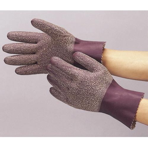 天然ゴム作業手袋 6420 LL 3双
