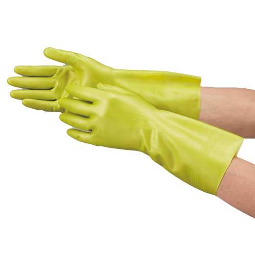ワークサヤン D−121 中厚手グリーン L