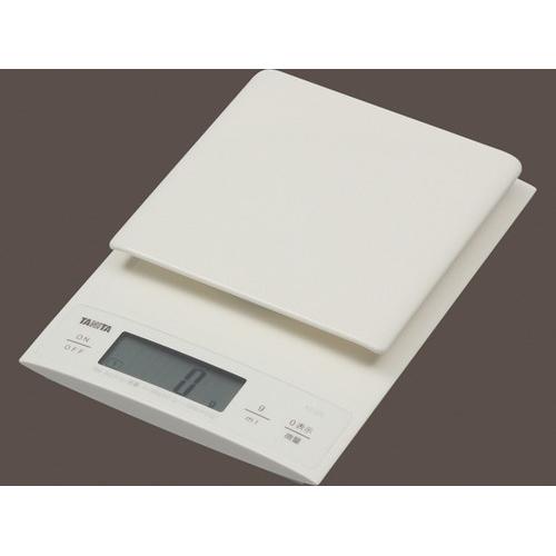 デジタルクッキングスケール ホワイト 3kg KD320WH