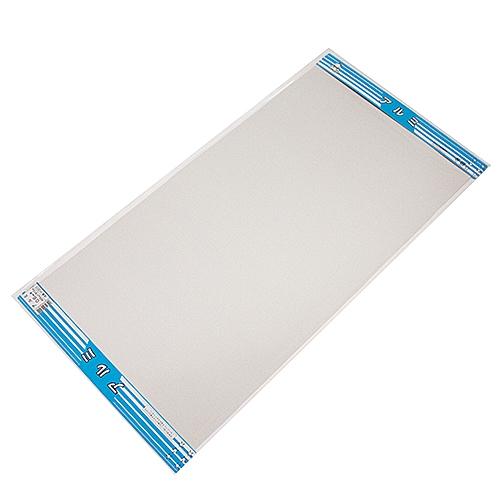 平板 アルミ H301 0.6X455X910MM