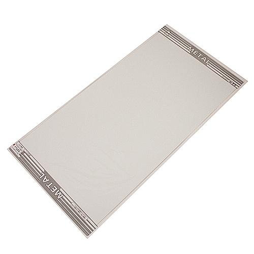 平板トタン板 白 K371 0.27X455X910MM