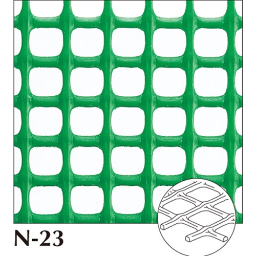 トリカルネット N−23 緑 620mm×50M
