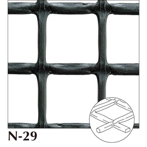 トリカルネット N−29 黒 2000mm×30M