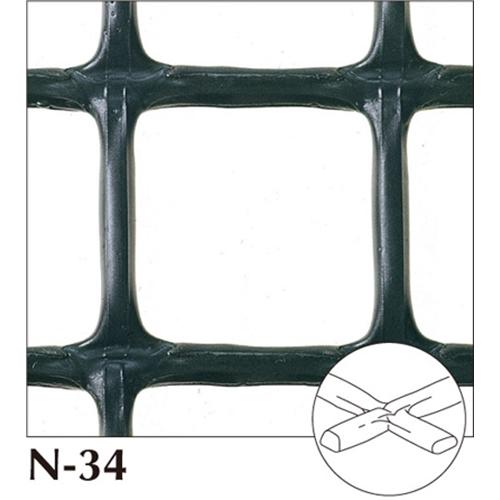 トリカルネット N−34 黒 1000mm×50M