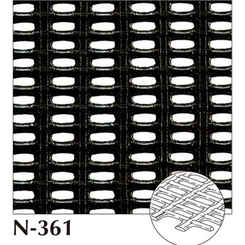 トリカルネット N−361 黒 1000mm×50M
