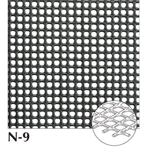 トリカルネット N−9 黒 620mm×50M