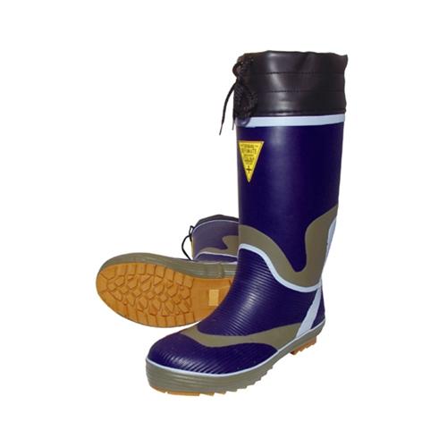 フジテ セフメイト鉄芯鉄板入安全ブーツ 24.5cm 920