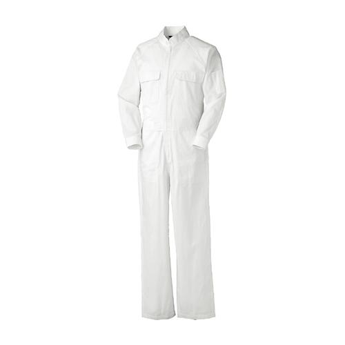 ツナギ服 115−1 ホワイト L