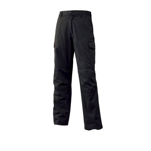 綿カーゴパンツ 017−1 ブラック 91
