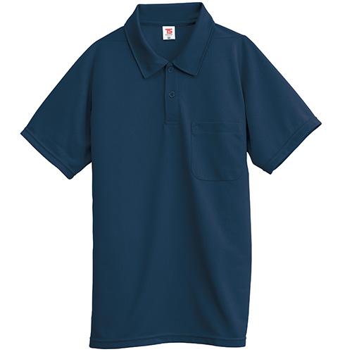 半袖ポロシャツ 2065 ネイビー L
