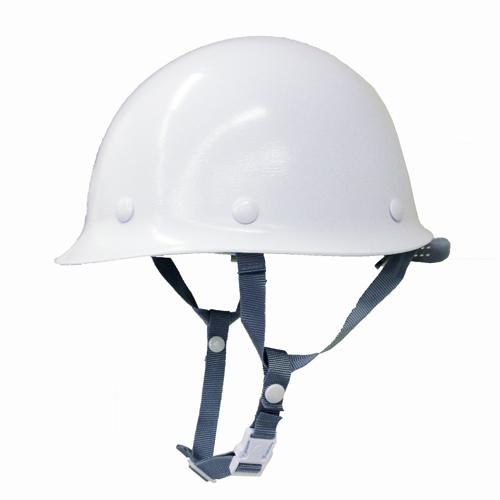 耐熱ヘルメット 白 MP型 STー118EPZ