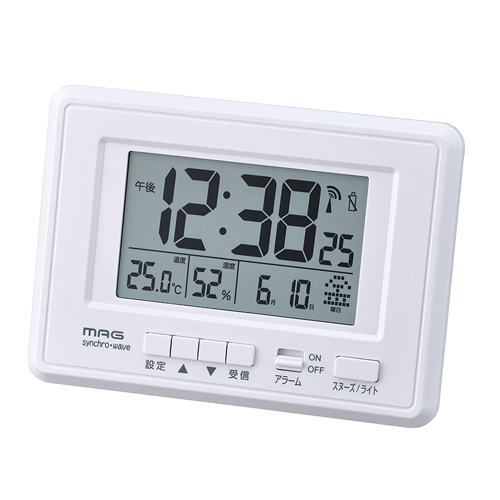 MAG電波目覚し時計ケプラー WH−Z