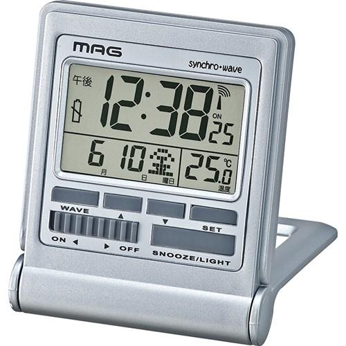 MAG電波目覚まし時計ミネルバ SM−Z