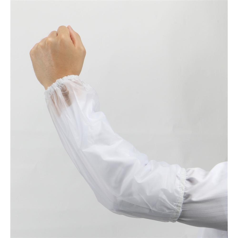 防水ビニール腕カバー A−100 クリア