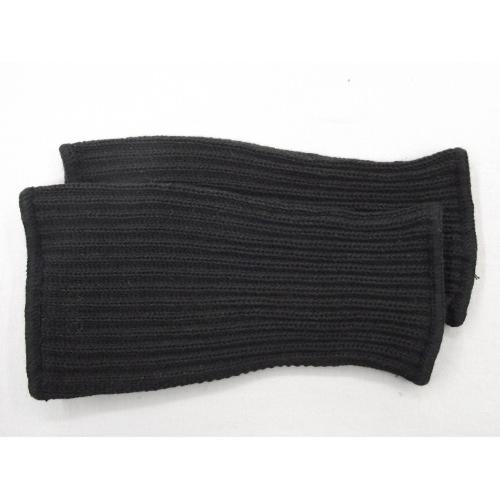 手甲超ロング純綿 1962−2P 黒