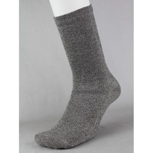 デオセル先丸靴下 4030−2P 杢 2足組
