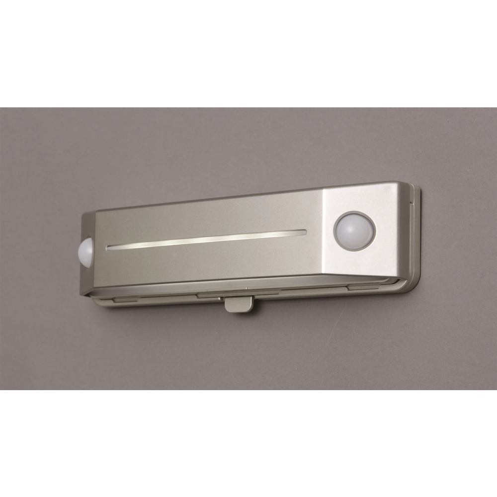 LEDセンサーライト BOS−FN2−WS