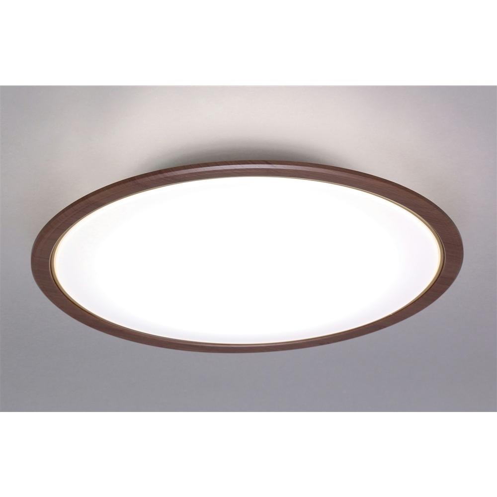 LEDシーリングライト 5.0シリーズ 木調フレーム 14畳調色 CL14DL-5.0WF-M