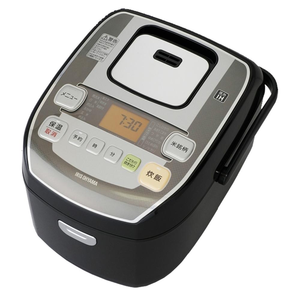 アイリスオーヤマ米屋の旨み銘柄炊き 圧力IH炊飯ジャー 5.5合炊き RC−PA50−B