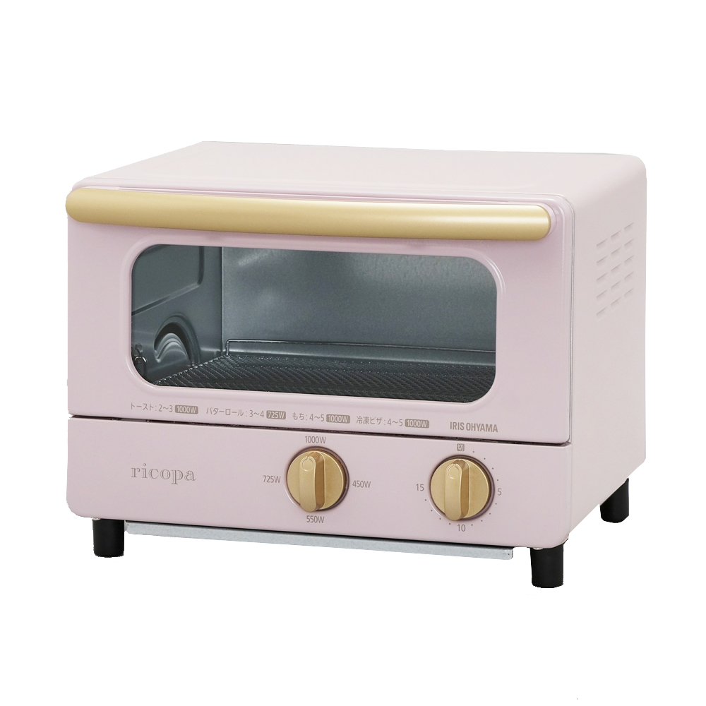 ricopa オーブントースター EOT-R1001-PA