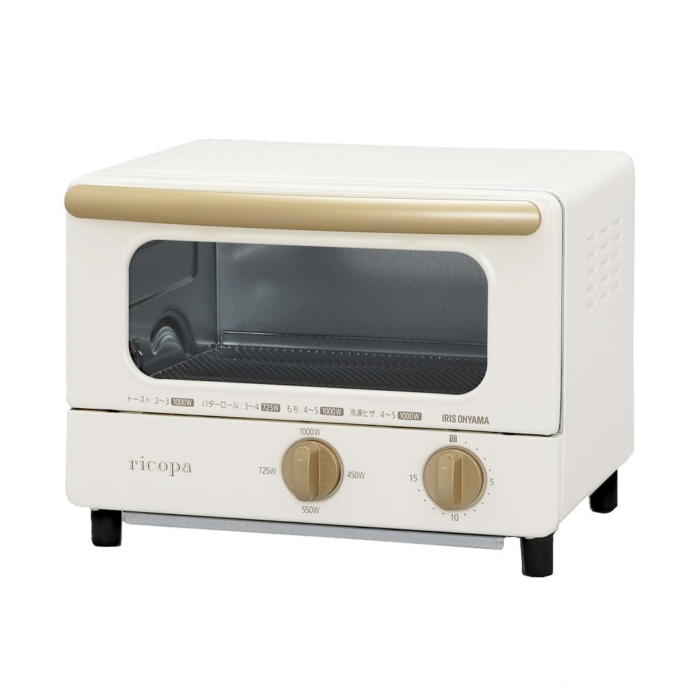 ricopa オーブントースター EOT-R1001-C
