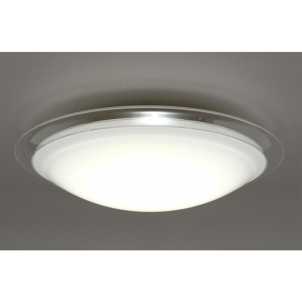 LEDシーリングライト メタルサーキットシリーズ デザインフレームタイプ 12畳調光 CL12D-FRM