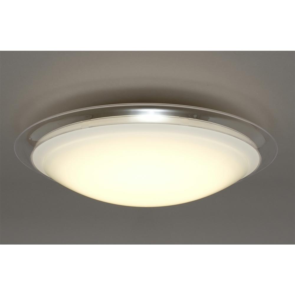LEDシーリングライト メタルサーキットシリーズ デザインフレームタイプ 12畳調色 CL12DL-FRM