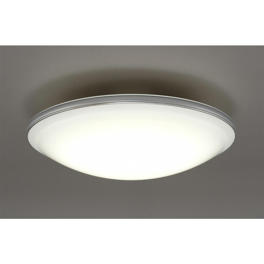 LEDシーリングライト メタルサーキットシリーズ デザインリングタイプ 12畳調光 CL12D-PM
