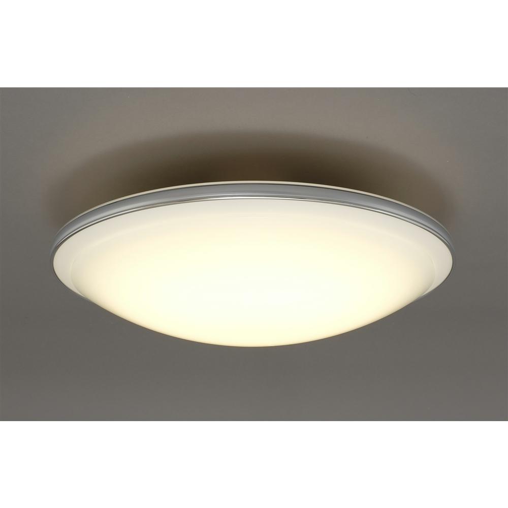 LEDシーリングライト メタルサーキットシリーズ デザインリングタイプ 12畳調色 CL12DL-PM