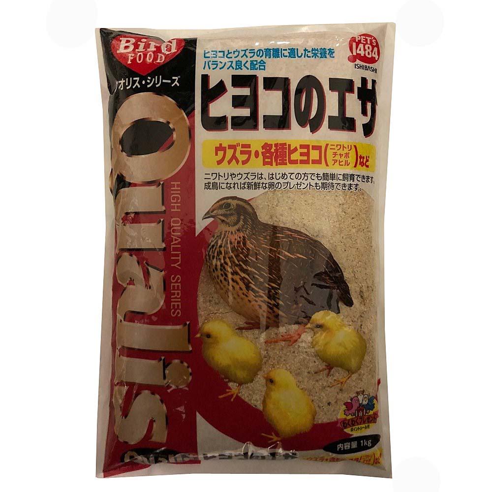 クオリス ヒヨコのエサ 1kg