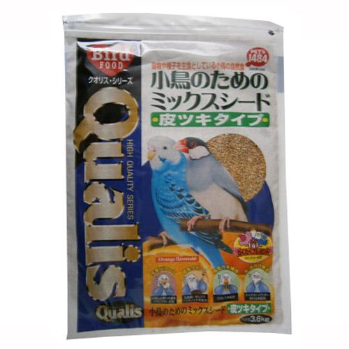 小鳥のための ミックスシード 皮ツキタイプ 3.6kg