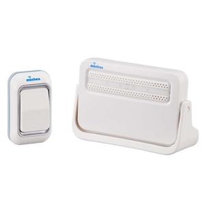 ワイヤレスチャイム 「monban」 押しボタン送信機+電池式受信機 OCH−M210