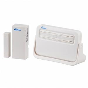 ワイヤレスチャイム 「monban」 扉開閉センサー送信機+電池式受信機 OCH−M230