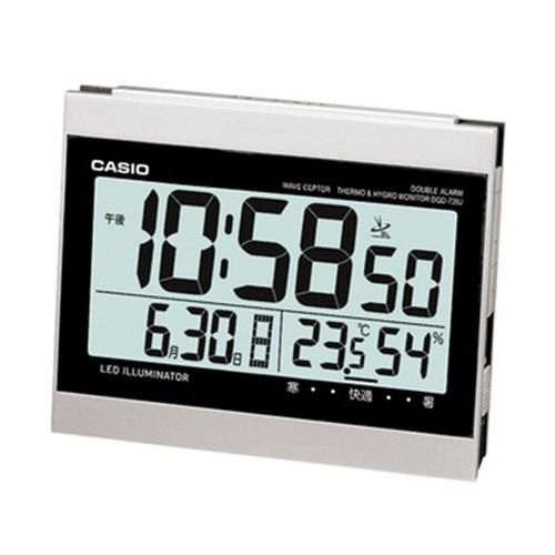 カシオ 電波目覚し時計 DQD−720J−8JF