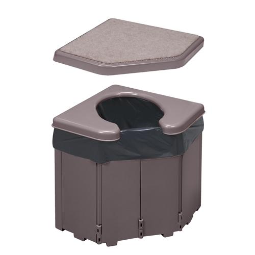 ポータブルコーナートイレ R−46