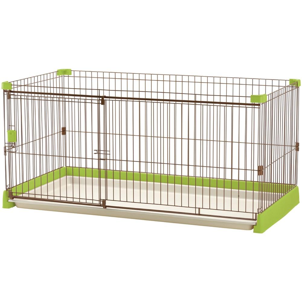 ペット用お掃除簡単サークル150-80