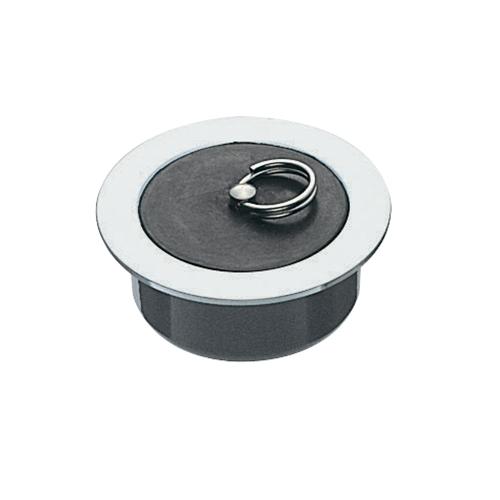 ゴム栓付風呂栓 H20−40