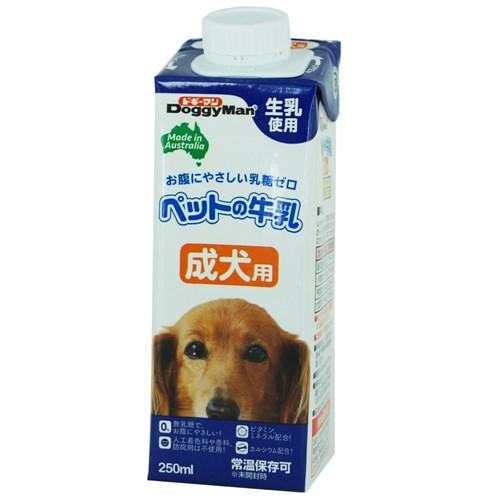ペットの牛乳 成犬用250ml