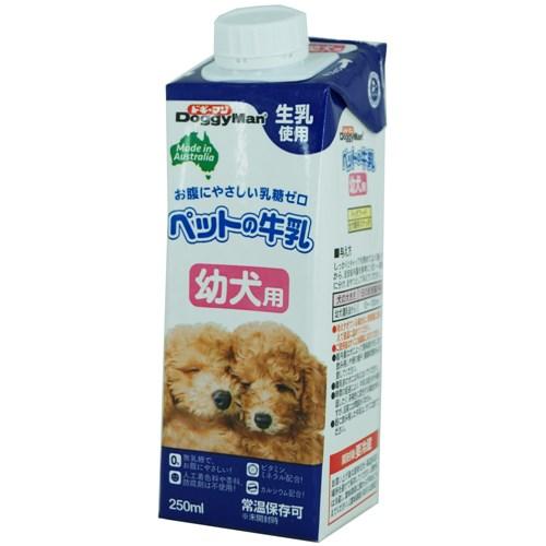 ペットの牛乳 幼犬用250ml