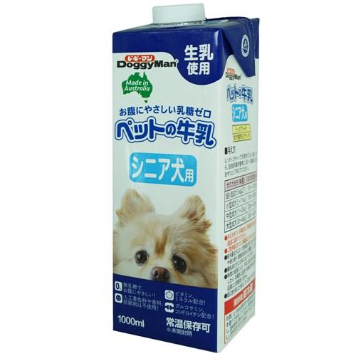 ペットの牛乳 シニア犬用 1000ml