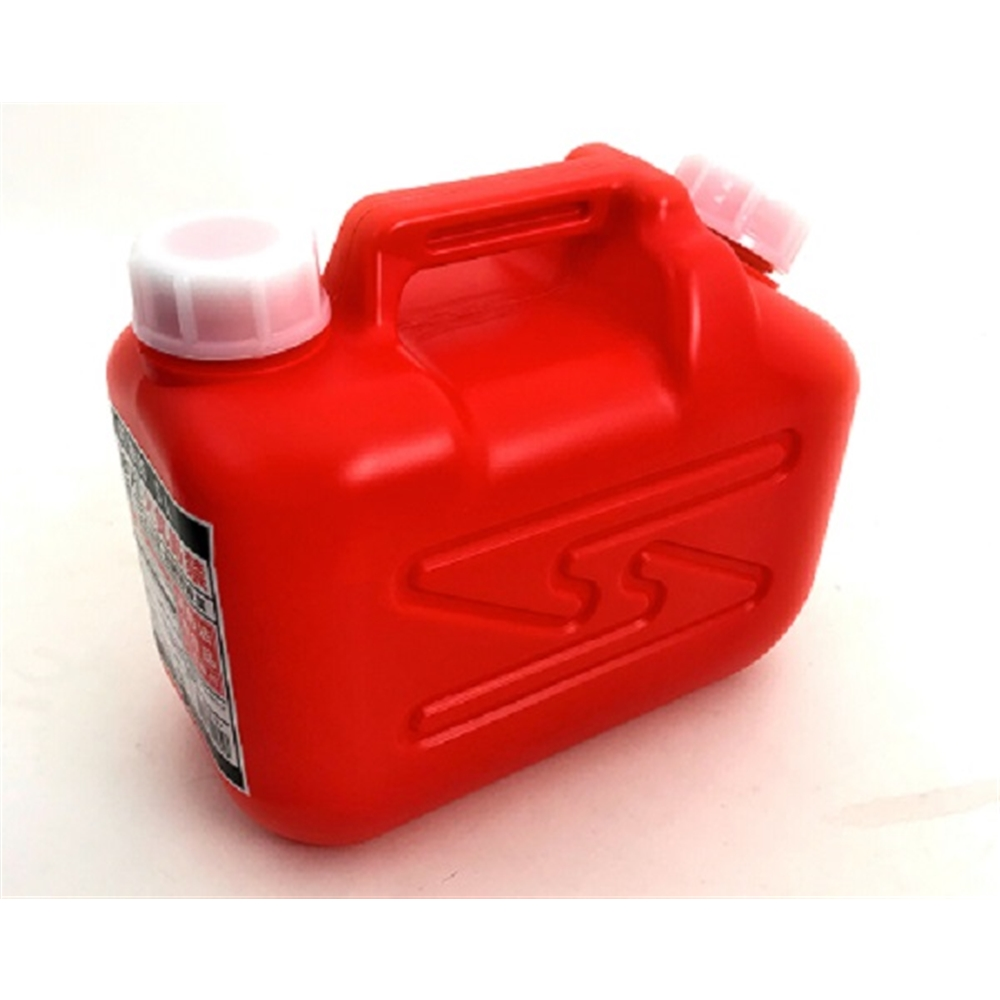 灯油缶5L レッド