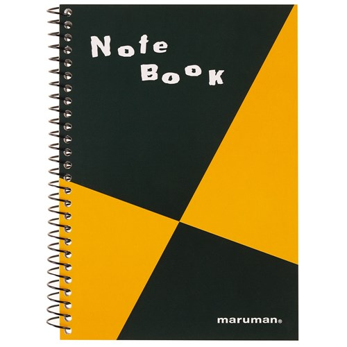 A6ノート N658スケッチブック柄