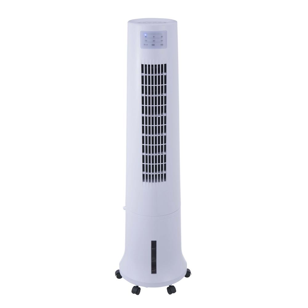 リモコンタワー冷風扇 AKT−AC900VFR(W)