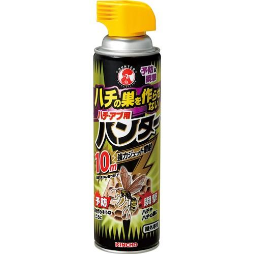 ※※※ハチの巣をつくらせないハチアブ用ハンター510ml