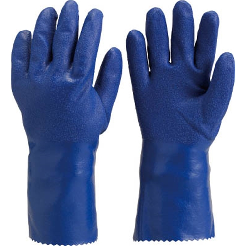 TRUSCO 防寒ニトリルゴム手袋 L TWNG-L
