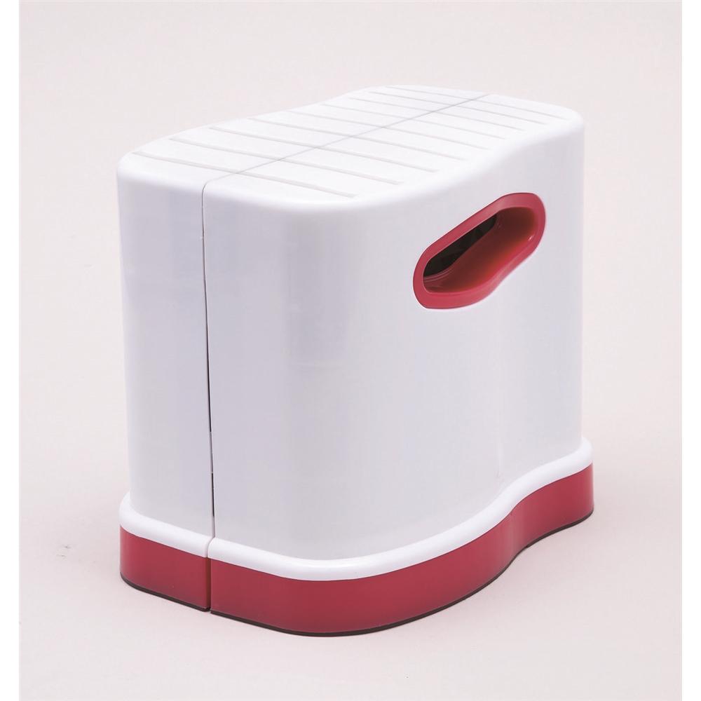 伸縮式洋式トイレ用足置き台 0212198