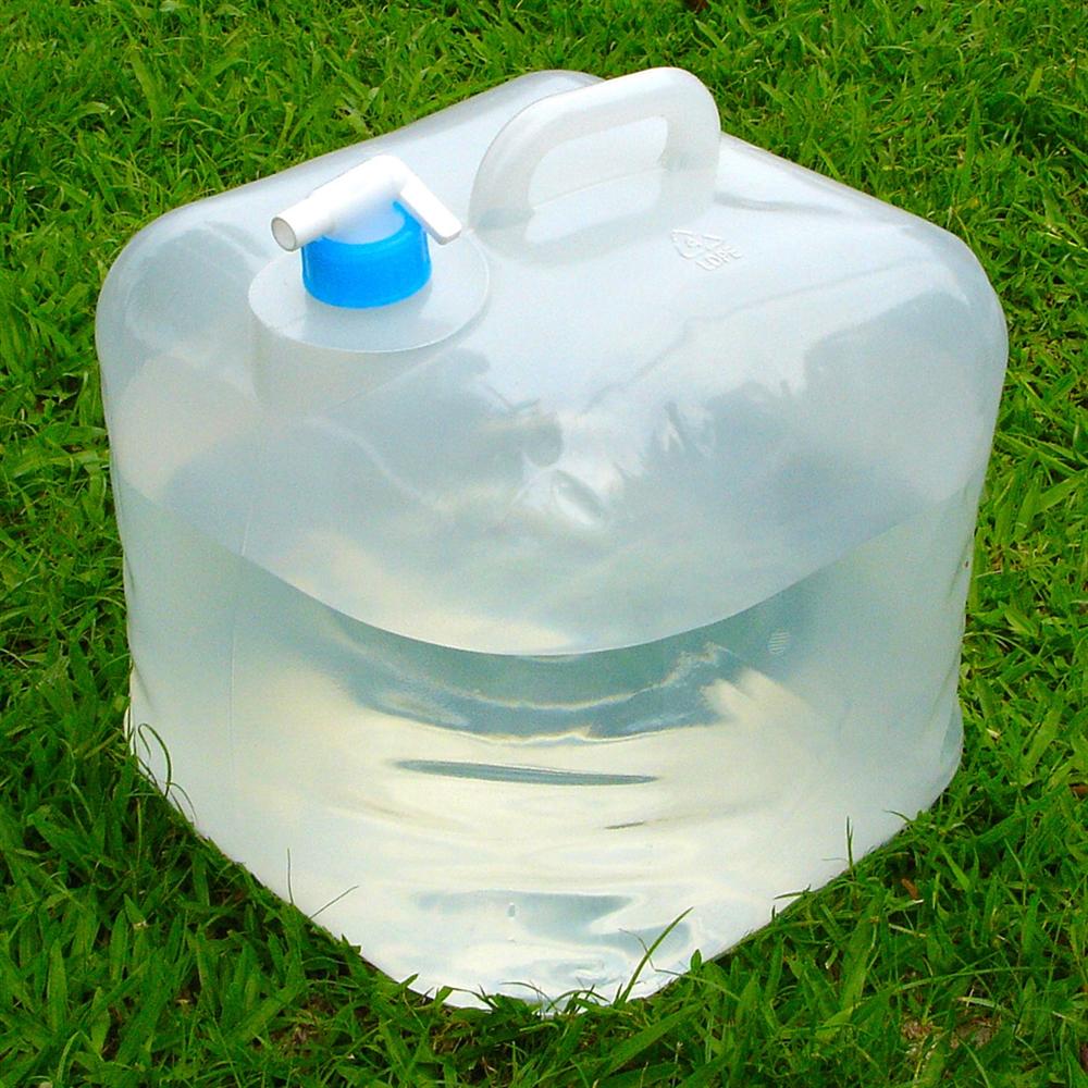折りたたみ水缶 20L